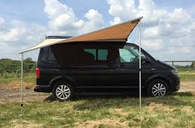 Vw T5 Campervan Awnings Pull Out Awning For Volkswagens U0026 Other Campervans Outhaus Uk