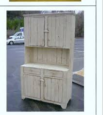 Country Hutch Furniture 62 Best Hutch Images On Pinterest Cupboards Cabinet Ideas And