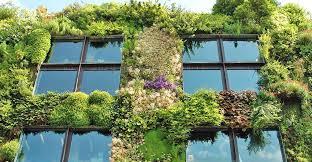 Urban Wall Garden - paris allows anyone to plant an urban garden inhabitat green