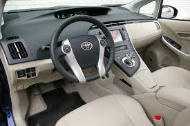Toyota Interior Colors Photo 2010 Toyota Prius Interior Wallpaper