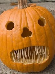 Toothless Pumpkin Carving Patterns by Easy Halloween Pumpkin Carving Templates Hgtv Decorating Ideas