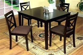 small round table with 4 chairs small kitchen table with 4 chairs evropazamlade me