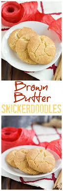 d uter en cuisine brown butter snickerdoodles