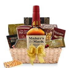 whiskey gift basket buy maker s bourbon gift basket
