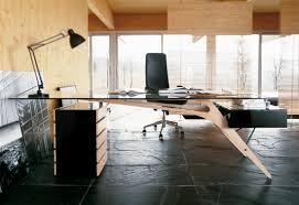 large modern desk interior design furniture modern large computer