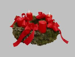 file advent wreath jpg wikimedia commons