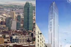 tallest tower in nyc outside of manhattan to go up in queens new