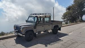 land rover 1992 1992 land rover defender 130 double cab high capacity pickup