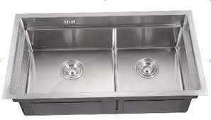 Ready Made Kitchen Cabinets With SinkStainless Steel Kitchen - Fitting a kitchen sink