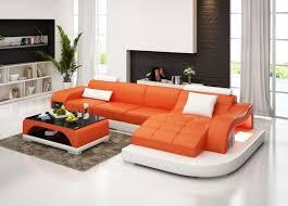 canapé d angle cuir et tissu canapé d angle cuir ou tissu en l sofia