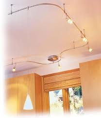 Ceiling Track Lights For Kitchen by Best 20 Flexible Track Lighting Ideas On Pinterest Kitchen