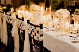 chair sashes for wedding different way to do a wedding chair sash through chairs