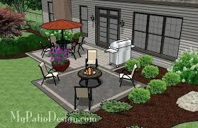 Design A Patio Backyard Patio Design Amazing Simple Backyard Patio Ideas Decor