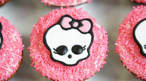 monster high cupcakes nerdy nummies youtube