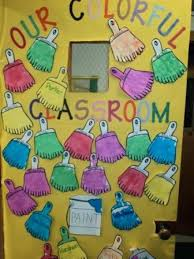 daycare classroom decorations best fall classroom door ideas on