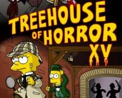 Simpsons Treehouse Of Horror I - watch the simpsons season 16 episode 1 u2013 treehouse of horror xv