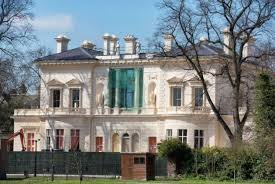 Russian Home Leonard Blavatnik Refurbishes His 200m Home On Kensington Palace