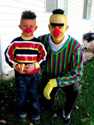Ernie Bert Halloween Costumes Swag Momma Mcdaniel U0027s Rad Halloween Costumes