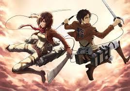 Mikasa by Shingeki No Kyojin Wallpaper Mikasa Wallpaper