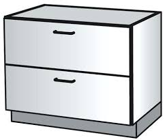 Lateral File Cabinet Dimensions Base Cabinet36w 2 Lateral File Drawers Letter Width Techline