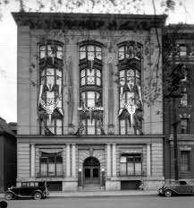 forgotten ottawa old ymcas urbsite designed by architect j albert ewart in 1912 it s another forgotten building the masonic temple was decked out with banners for the 1939 royal visit