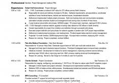 It Resume Examples by Download It Resume Sample Haadyaooverbayresort Com