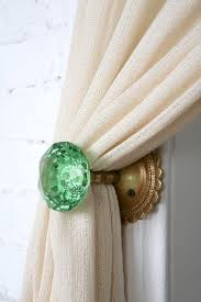 Curtain Tie Backs Anthropologie by 78 Best Tieback Curtains Images On Pinterest Curtain Tie Backs