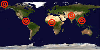 Climate World Map by Catch 22 States U0027 Face A Climate Change Food Crisis Inverse
