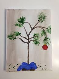 brown christmas poster brown christmas tree poster for christmas