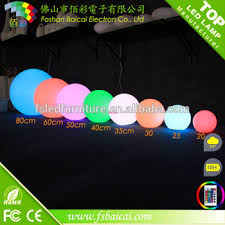 outdoor christmas light balls color changing outdoor led hanging light balls christmas and