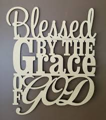 blessed by the grace of god exclusive design easter spring