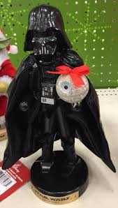 Darth Vader Christmas Tree Topper by It U0027s The 12 Days Of Force Awakens Christmas