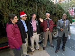 today welcomes rockefeller center christmas tree nbc news