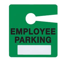 parking hang tag template eliolera com
