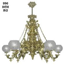 Antique Reproduction Chandeliers Vintage Hardware Lighting Neo Rococo Antique