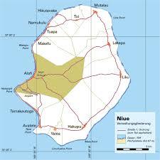 niue on world map niue island map niue mappery