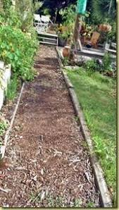 Landscaping Wood Chips by Border For Wood Chip Path Google Search Landscaping Ideas
