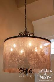 Chandelier Shade The Project Files Diy Drum Shade This Is So Gorgeous And I Am