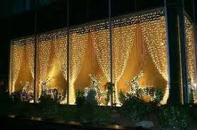 cheap 800 led bulbs 8m 3m curtain lights waterproof