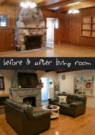 Coastal Livingroom by Crazy Diy Mom Diy Home Improvement Coastal Living Room Remodel