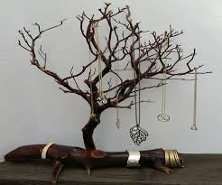 image result for jewelry holder diy tree diy