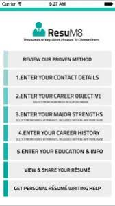 Competitive Edge Resume Service 8 Best Resume Apps Free Download Bonus Free Apps For Android
