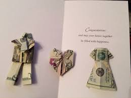 wedding gift money origami money wedding gift wedding origami gift