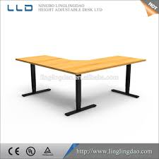 Motorized Adjustable Height Desk by Electric Height Adjustable Table Leg Electric Height Adjustable