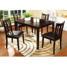 Black Wood Dining Room Table by Furniture Make Your Kitchen More Chic With Kmart Kitchen Tables