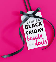 2016 sephora black friday deals beautiful