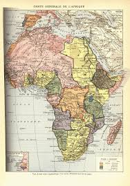 Labeled Africa Map by Map Of Africa And Europe