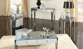 Accent Cabinets by Alarming Rita Mirrored Console Accent Cabinet Tags Mirrored