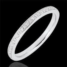 bague mariage or blanc bague de mariage or blanc et diamant bague de fiancaille mauboussin