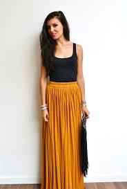 robe de mariã e boheme chic 43 best maxi jupes longues boheme taille haute fluide tendance